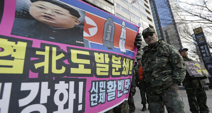 Tensions between Koreas rise after nuke test by North