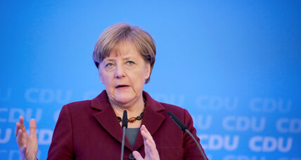 Germany's Merkel toughens tone on migrants after New Year's Eve assaults (+video)