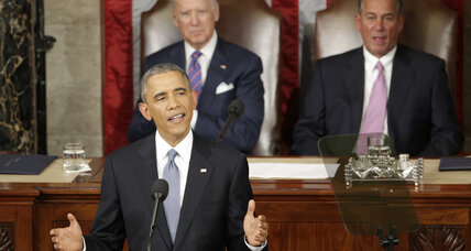 Obama aims to define his presidency in final State of the Union address
