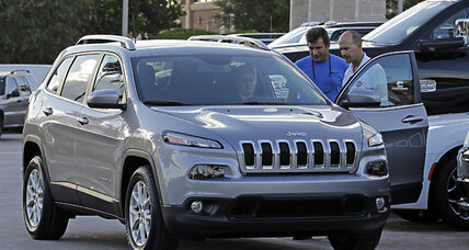 Fiat Chrysler latest target of investigation over alleged emissions cheating