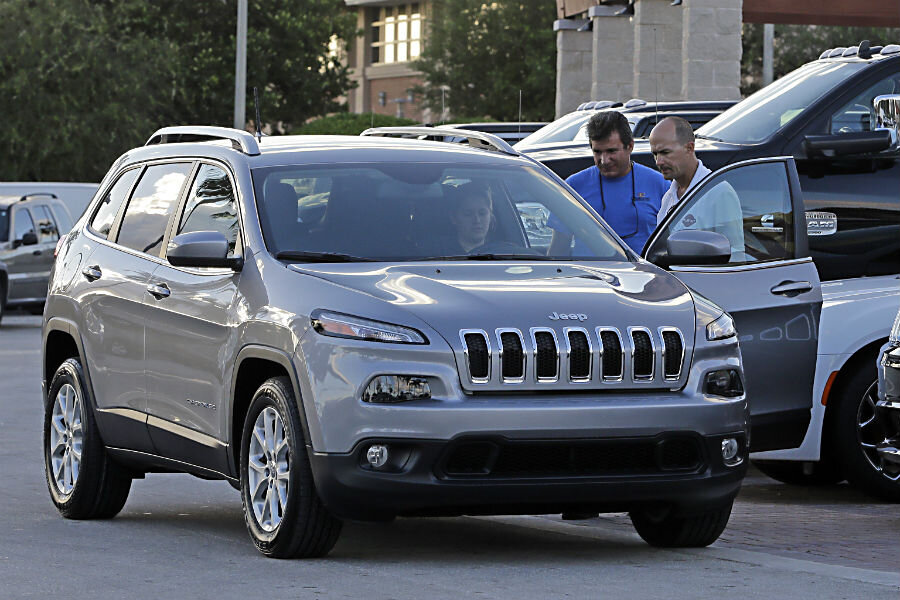 Only Fiat Chrysler Cars Were Vulnerable To Hackers Says Nhtsa