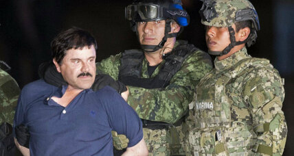 Sean Penn interview with 'El Chapo' helps lead to drug lord's recapture