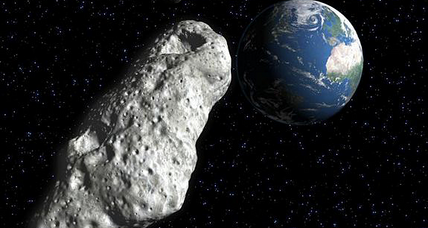 NASA creates office to coordinate protection against asteroids