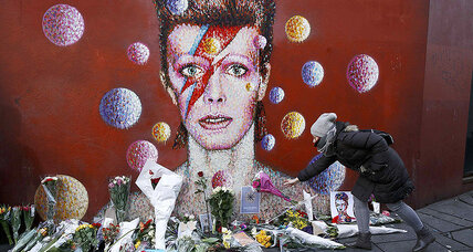 David Bowie: Celebrating the 'original star-man returned to the stars'