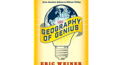 'The Geography of Genius' asks why genius so often emerges in clusters?