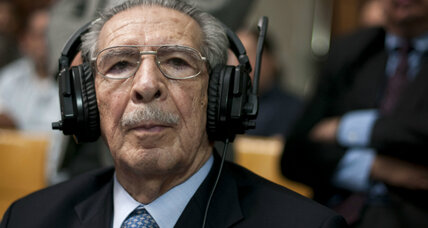 Retrial of ex-dictator Rios Montt: Will a changed Guatemala shine through?