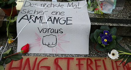 Cologne attacks: Does Germany have a problem with sexual assault? (+video)