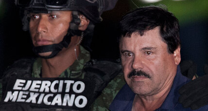 Why a US jail cell may finally contain Mexico's 'El Chapo'