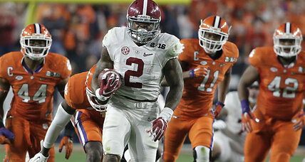 Alabama-Clemson: The latest epic college football playoff game