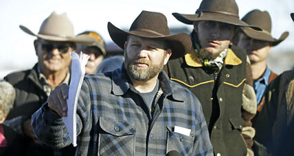 What do the Oregon occupiers want with government documents?