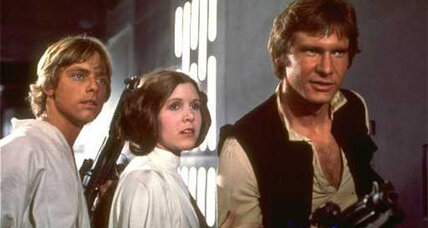 Who's in the running to play a young Han Solo?
