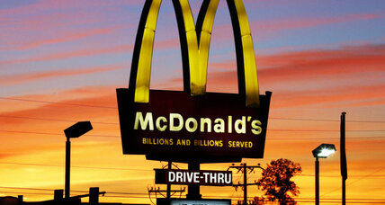 Is McDonald's gouging its European franchisees?