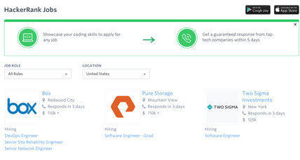 HackerRank promises more meritocratic job searches in tech fields