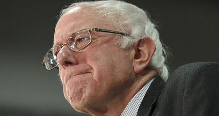 What if Bernie Sanders captured Iowa and New Hampshire?