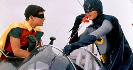 'Batman' TV show 50th anniversary: How have superheroes changed over the decades?