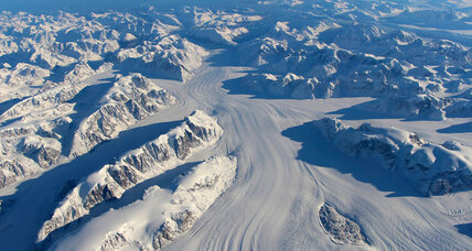 What's melting Greenland's ice sheet? Night clouds, say scientists.