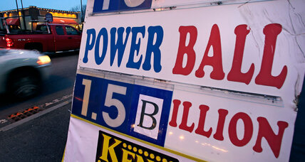 Why six US states won't play the Powerball lottery