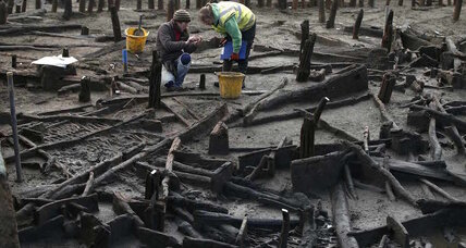 Britain's little 'Pompeii' found preserved in river silt