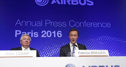 Airbus tops Boeing in jet orders despite technical setbacks