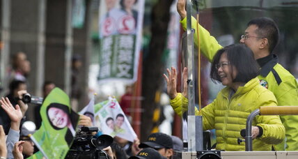 Taiwan election: A venerable ruling party stares into the abyss (+video)