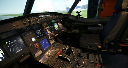 Do pilots rely too much on automated flying? DOT says yes.