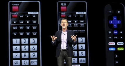 Can Netflix CEO's $100-million education fund avoid big-donor pitfalls? (+video)