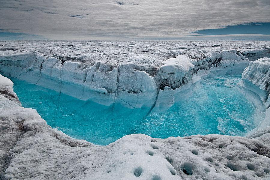 greenland s melting ice sheet a breakthrough in understanding