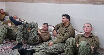 US sailors freed: With nuclear deal close, Iran skirts boat-loads of trouble