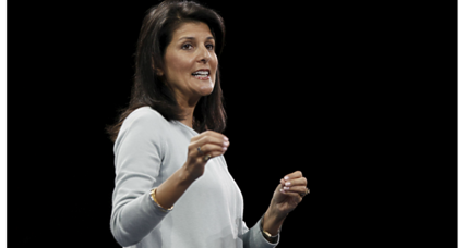 Nikki Haley gets stiff GOP blowback. Why are some in her own party upset?