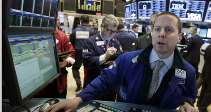 Wall Street's rocky start to 2016 gets worse. Why?
