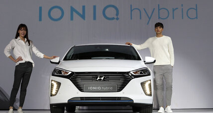 2017 Hyundai Ioniq comes in hybrid, plugin hybrid, or electric