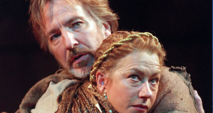 Beyond Snape: Alan Rickman's career straddled stage and film