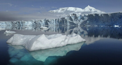 The world's largest canyon might be hidden under an Antarctic ice sheet