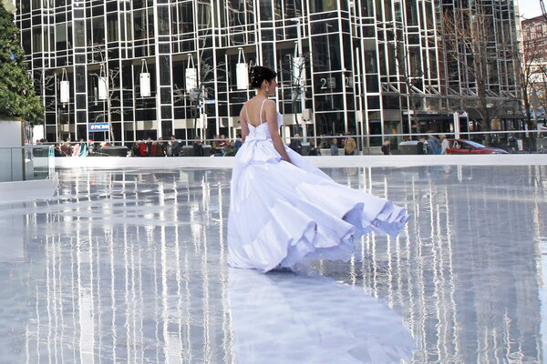 Ppg place wedding
