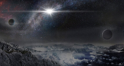 Are supernovae impacting Earth? Cosmic rays might offer clues.