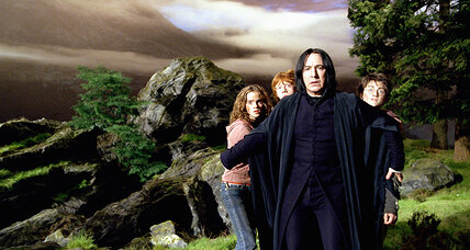Alan Rickman remembered by young fans for role in the 'Harry Potter' movies