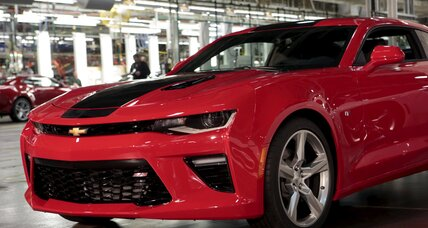 2016 Chevy Camaro SS is the best car to buy this year