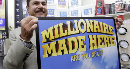 Lottery wins come with burden. Should Powerball winners be anonymous? (+video)