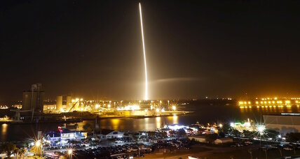 SpaceX to land rocket on drone barge. Is that a big deal?