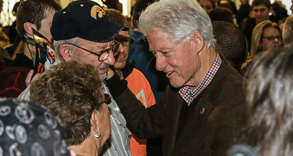 How Hillary is deploying Bill Clinton in this campaign