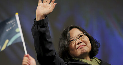 Taiwan elects first female president: A step toward independence from China? (+video)