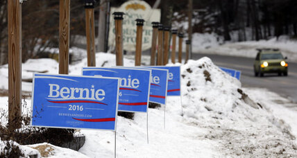 As primary race tightens, Democrats brace for a messy winter