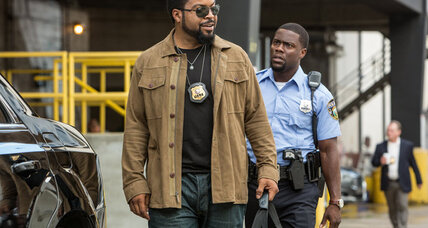 'Ride Along 2' dethrones 'Star Wars' at the box office