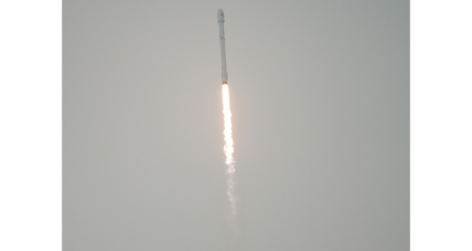 SpaceX rocket launches satellite to orbit, but fails to stick landing