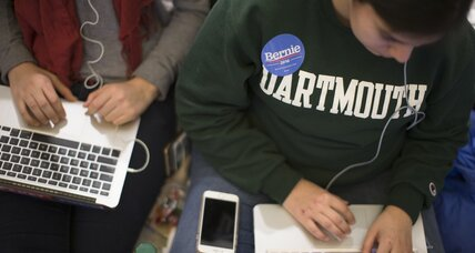 Why the calendar could be Bernie Sanders' greatest Iowa asset