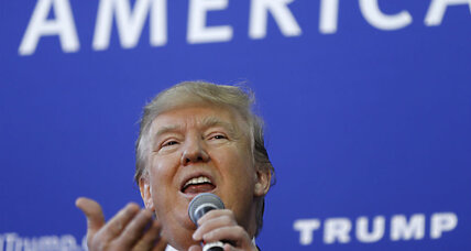 How a crowded Republican field favors Donald Trump