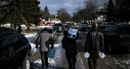 In Flint and beyond, people come together to address city's water crisis