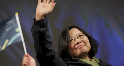 Taiwan's new woman leader: Why it's about finding the next 'cool' invention