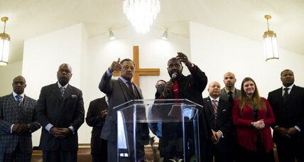 Is Flint water crisis a civil rights issue? Jesse Jackson calls for action. (+video)