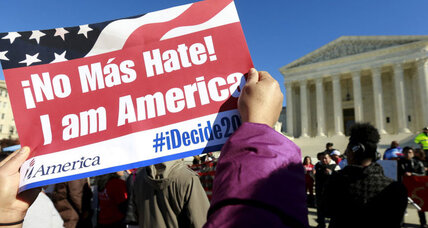 In potential landmark case, Supreme Court takes up Obama's immigration plan